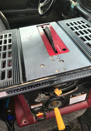 Chicago electric table saw for Sale in Columbus, OH