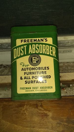 Freeman's Dust Absorber for Sale in Dubuque, IA