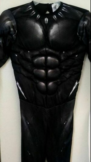 Black Panther Costume (Size: Large) 👉$7👈 for Sale in Phoenix, AZ