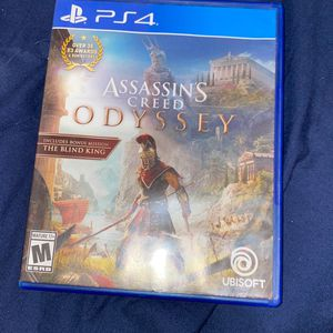 Assassin's Creed Odyssey Ps4 for Sale in Lakewood, CA