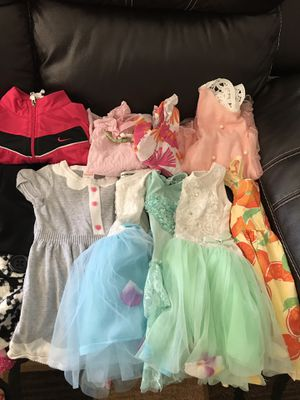 Girls size 3-4T lot for Sale in Naval Air Station Point Mugu, CA