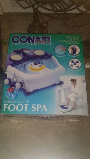 Comair foot spa for Sale in West Palm Beach, FL