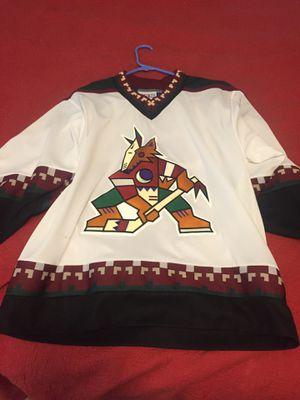 Vintage Coyotes jersey for Sale in Scottsdale, AZ