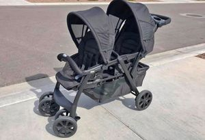 Chicco Cortina Together Double Stroller for Sale in Tempe, AZ