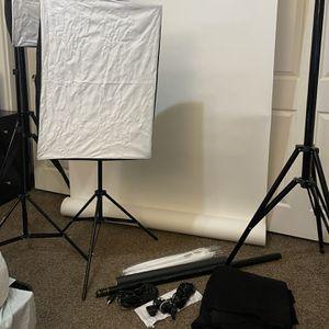 Photography Studio Equipment for Sale in Corona, CA