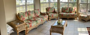 Sunroom/outdoor seating couches for Sale in Joliet, IL