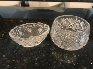 Crystal vases for Sale in Portland, OR
