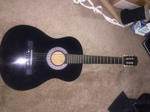Black Guitar for Sale in Chicago, IL