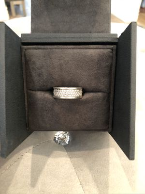 David Yurman diamond ring wedding for Sale in Chandler, AZ