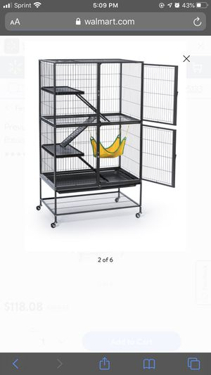 Animal cage for Sale in San Jose, CA