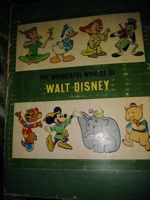 Golden press Walt Disney set of 4 1965 Vtg for Sale in Denver, CO