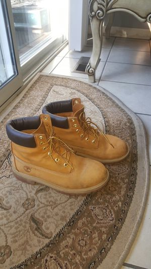 Boots for men size 6 and 1/2 for Sale in Renton, WA