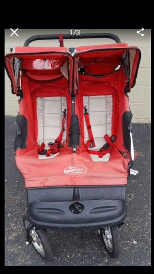 Baby Jogger City Double Jogging Stroller for Sale in Farmington Hills, MI