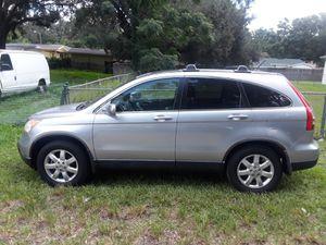 2007 Honda CRV - EXL for Sale in Tampa, FL