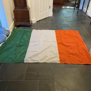 Large Nylon 4x6 Ireland Flag for Sale in Suffolk, VA