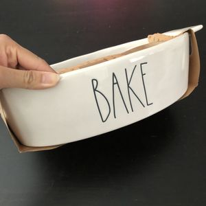 Rae Dunn Bakeware Casserole Dish with Spoon for Sale in Alhambra, CA