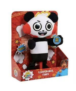RYAN'S WORLD Pocket Watch Combobunga Panda for Sale in Tennerton, WV