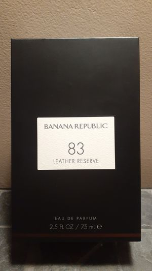 Leather Reserve by Banana republic for Sale in East Greenwich, RI