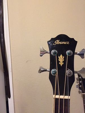 Bass guitar 4 strings for Sale in Dallas, TX