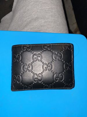 Signature Gucci Wallet $200 or BEST offer !! for Sale in Frisco, TX
