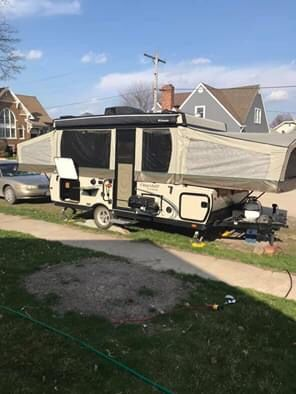 2019 Forest River Flagstaff Classic for Sale in Blairstown, IA