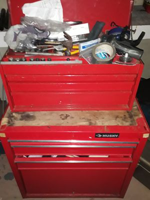 Husky Tool Cart w/ tools for Sale in Oakland Park, FL