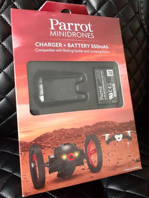 Parrot Minidrones Charger+Battery 550mAh for Sale in Seattle, WA