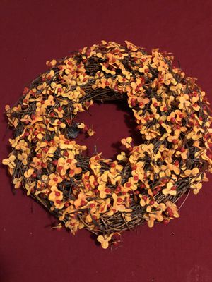 Nice fall wreath for Sale in Mechanicsburg, PA
