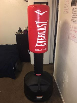 Adjustable Punching bag *NEW* for Sale in Dallas, TX