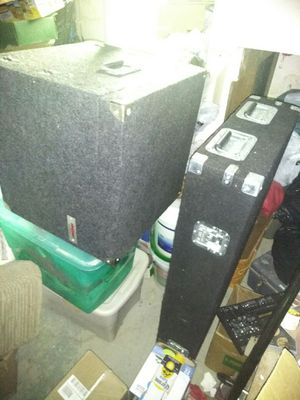 Dj storage for equipment for Sale in Cleveland Heights, OH