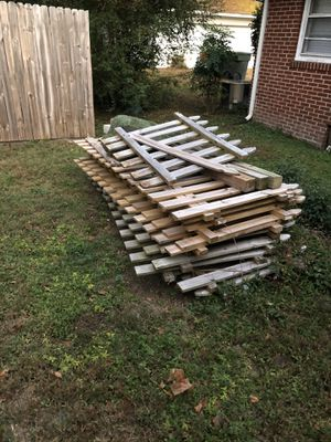 Wood fencing for Sale in Hampton, VA