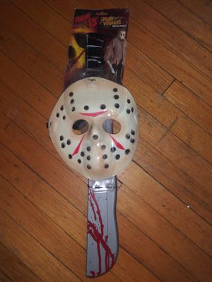 Friday the 13th custume for Sale in Chicago, IL