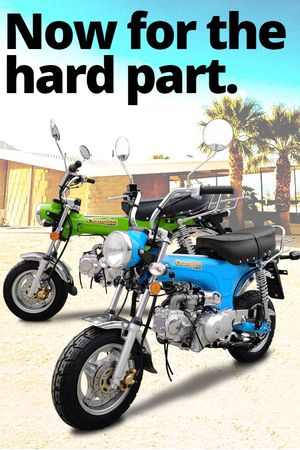 125cc Honda trail motorcycle clone 4 speed for Sale in Paradise, NV