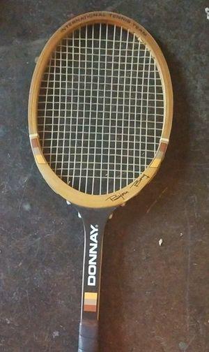 Donnay Bjorg Born Tennis Racket for Sale in Dallas, TX