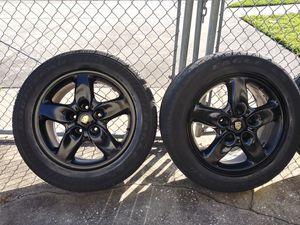 Porsche cayenne tires/rims for Sale in Orlando, FL