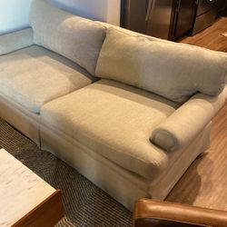 Used Couch With Washable Covers. Recovered 4 Years Ago. Very Comfortable. for Sale in Frisco,  TX