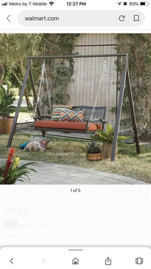 Swing frame Free for Sale in Union City, CA