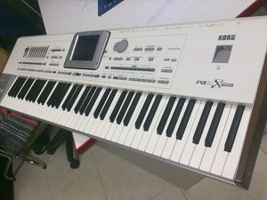 KORG Pa2X PRO Keyboard (UPGRADED Memory) for Sale for sale  Garfield, NJ