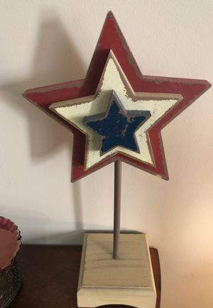 Wood Star for Sale in Middletown, OH