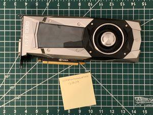 Nvidia GTX 1080 FE for Sale in Santa Monica, CA