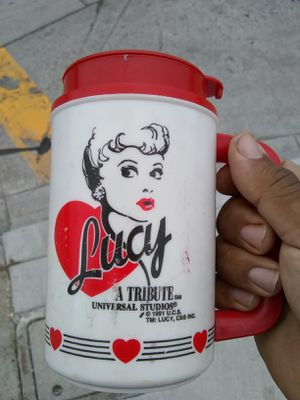 1990s i love lucy mug for Sale in Baldwin Park, CA