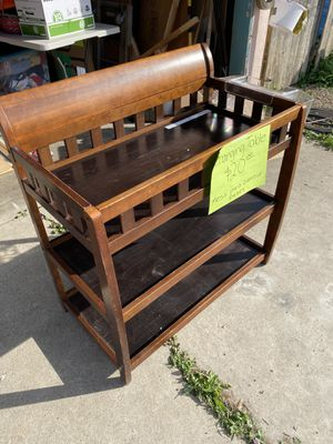 Baby changing table for Sale in City of Industry, CA