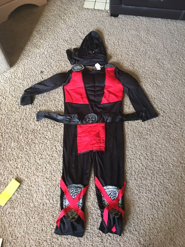 I have ninja dress for5-6 years kids