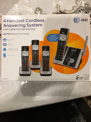 Set of phones.. for Sale in Chicago, IL