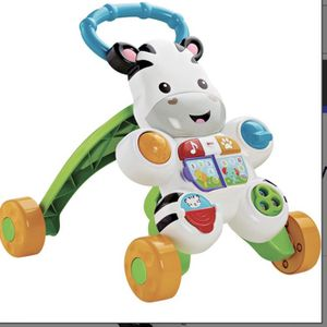 A Fisher Price Zebra Baby Beginners Walker for Sale in Murfreesboro, TN
