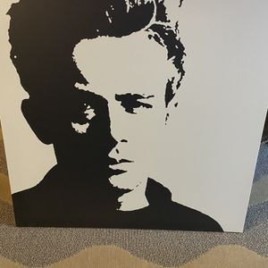 James Dean portrait for Sale in San Jose, CA