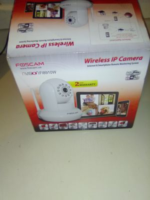 Foscam wireless ip camera for Sale in Portland, OR