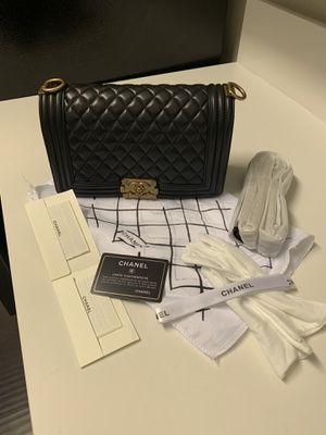 New Black Chanel handbag for Sale in Henderson, NV