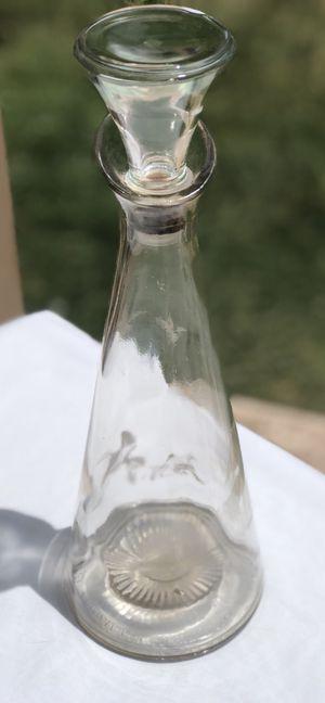 Jim Beam Prohibition Bottle for Sale in Denver, CO
