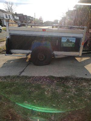 6ftx5ft utility trailer 600 obo for Sale in Detroit, MI